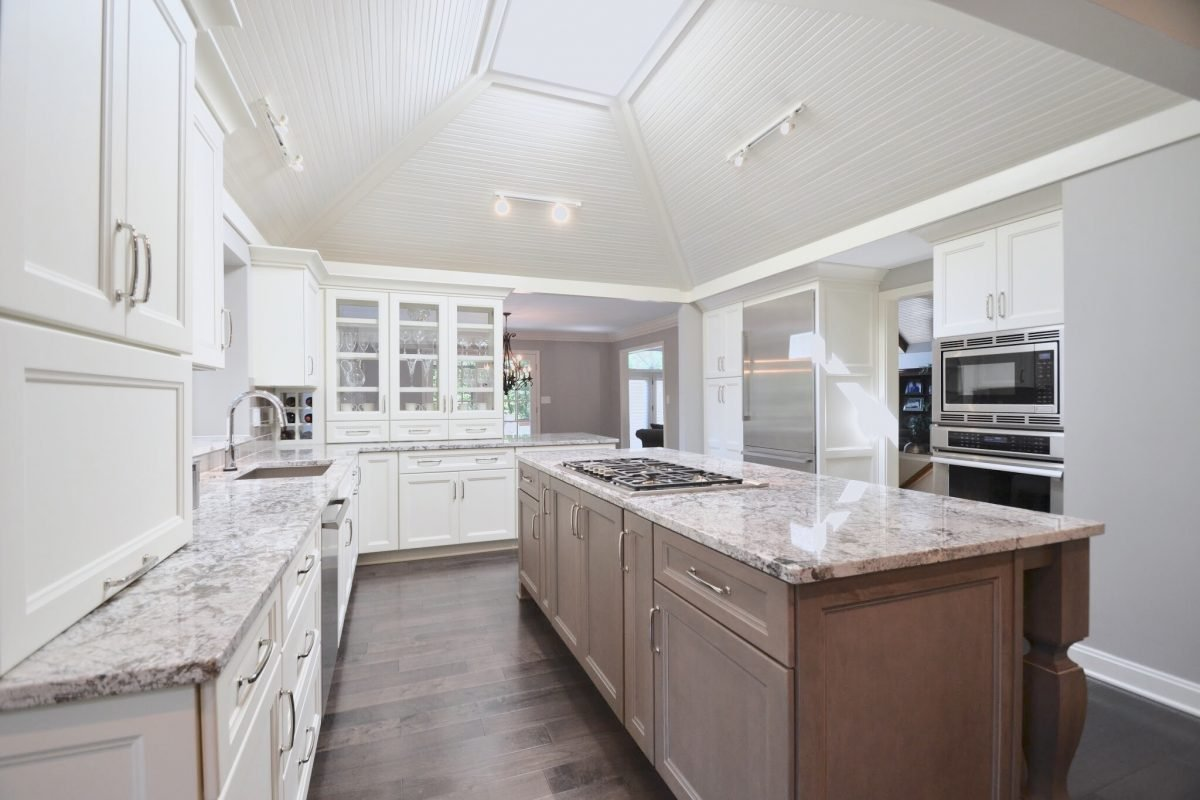 The Affordable Companies: Drab To Fab U2013 Kitchen, Bath And Laundry Room  Remodel