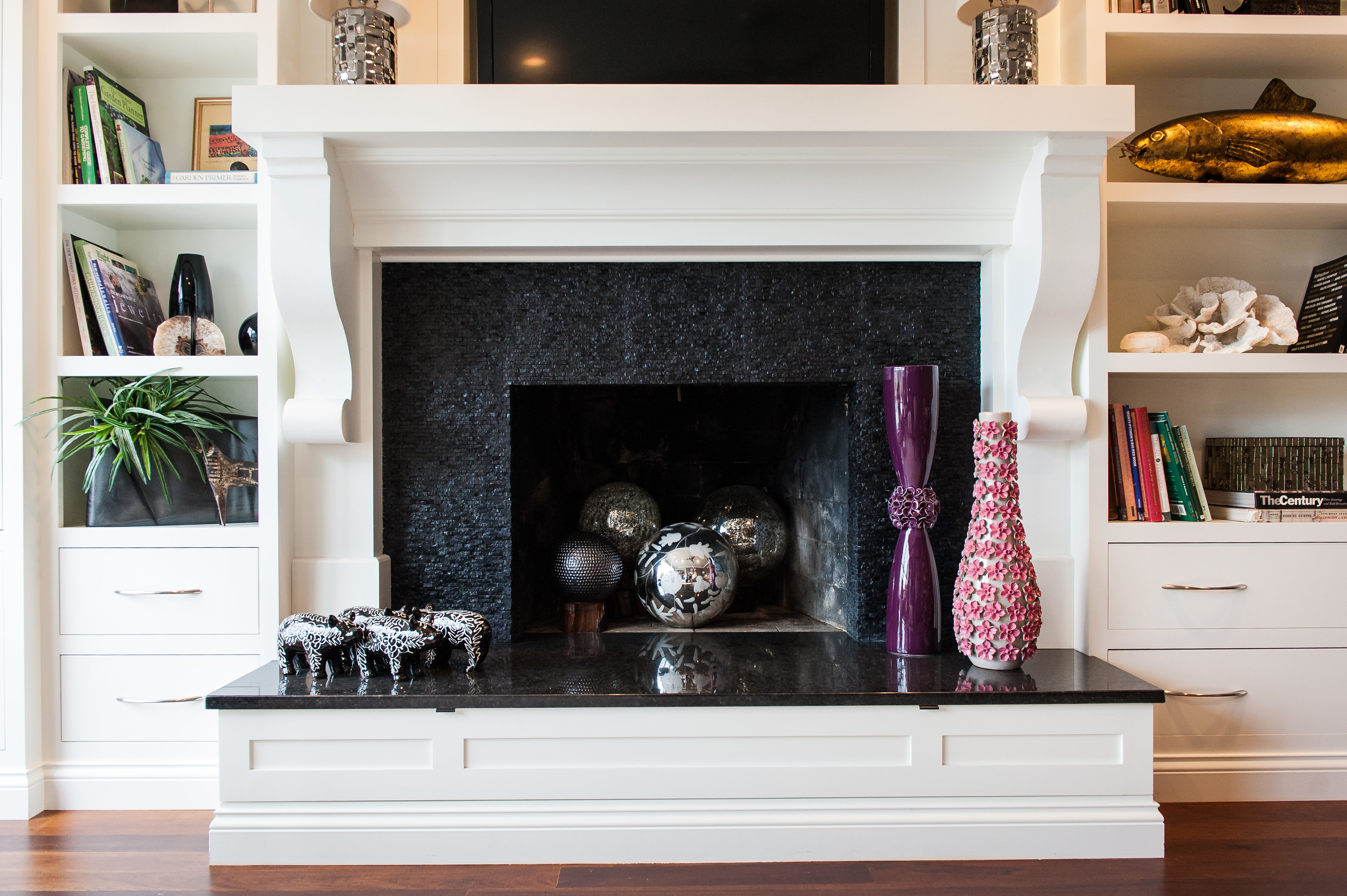 Stone Artisans Light Up Your Home With Beautiful Fireplaces