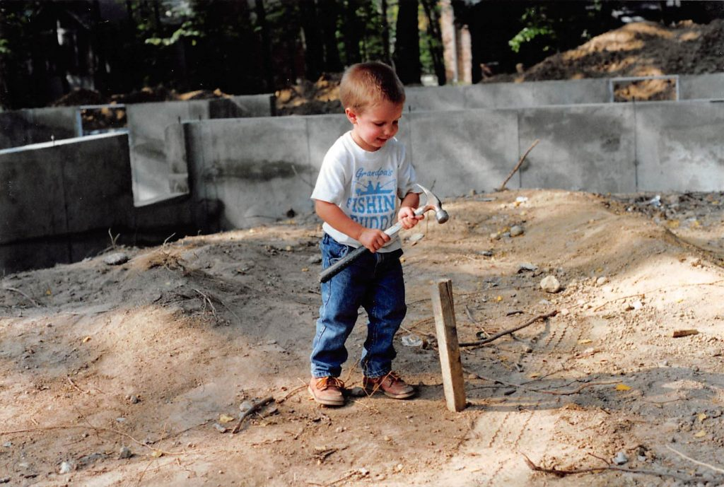 CUSTOM CONCRETE: Building a Foundation Families Can Rely On