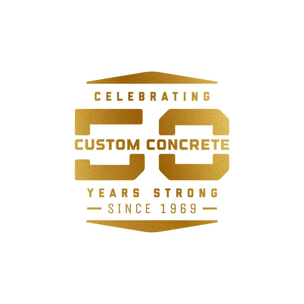 Custom Concrete: The Foundation for Quality: Custom Concrete Celebrates 50 Years