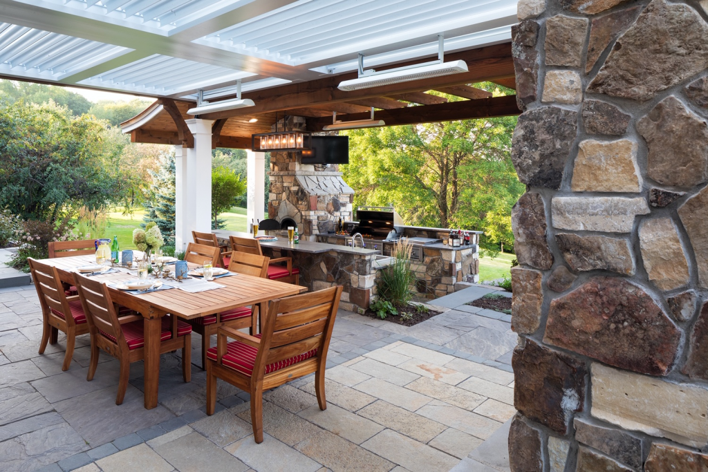 THE SMART PERGOLA: Smart Pergolas Make Every Hour a Happy Hour
